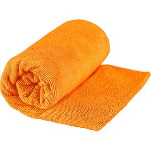 Sea to Summit Tek Towel S orange orange