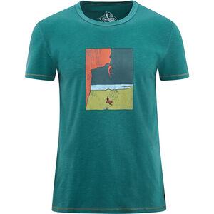 Red Chili Apani T-Shirt Herren pacific pacific