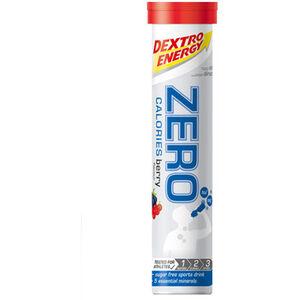 Dextro Energy Zero Calories Electrolyt Tabs 20 Stück Berry