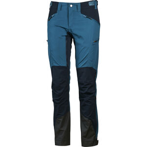 Lundhags Makke Pants Damen petrol/deep blue