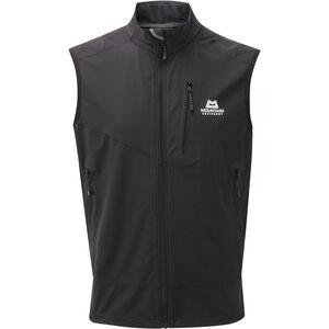 Mountain Equipment Frontier Vest Herren black black