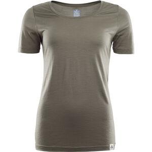 Aclima LightWool T-Shirt Damen ranger green ranger green