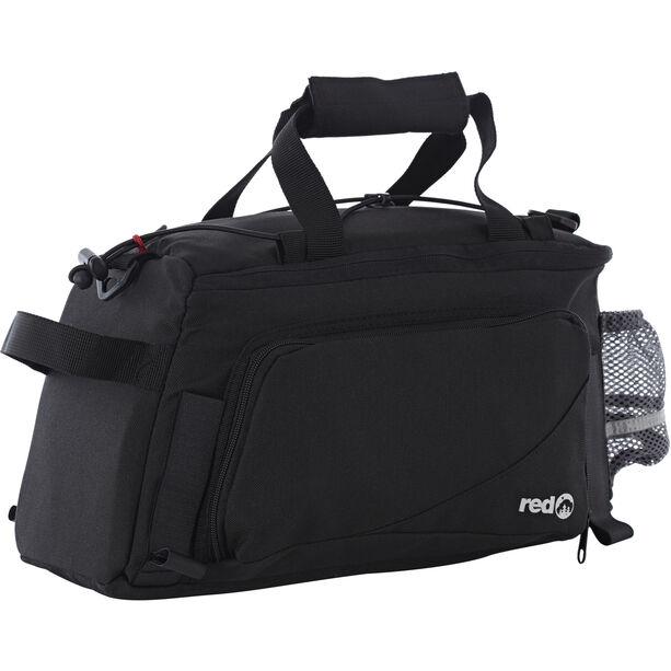 Red Cycling Products Back Loader Gepäckträgertasche schwarz