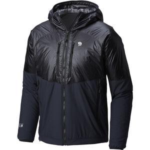 Mountain Hardwear Kor Strata Alpine Hoodie Jacket Herren black black