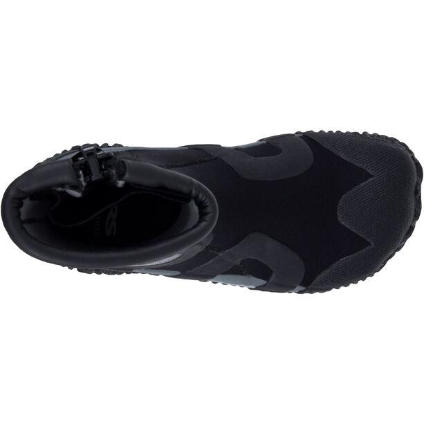 NRS Paddle Wetshoes Herren Herren schwarz/grau