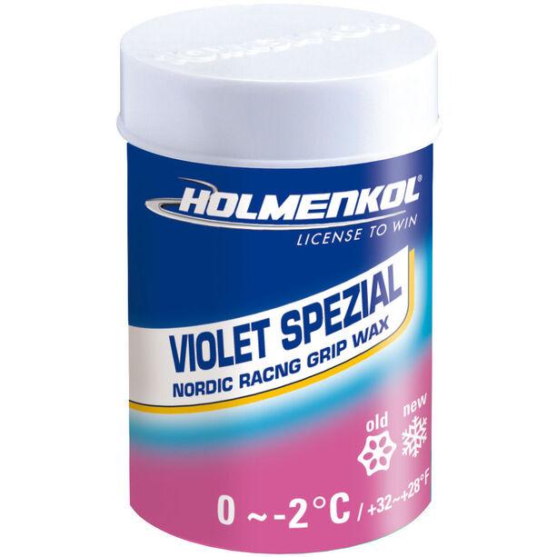 Holmenkol Grip Violet Spezial Grip Wachs 45g