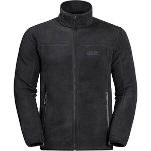 Jack Wolfskin Moonshine Altis Fleece Jacket Herren black black