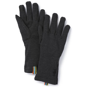 Smartwool Merino 250 Gloves charcoal heather charcoal heather
