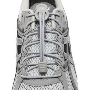 Lock Laces Run Laces grey grey