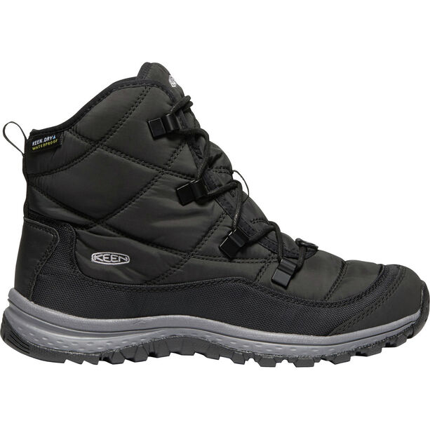 Keen Terradora Ankle WP Schuhe Damen black/steel grey