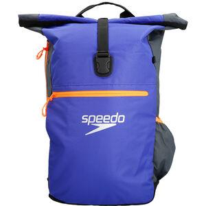 speedo Team III Backpack 30l oxid grey/ultramarine oxid grey/ultramarine