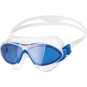 Head Horizon Mask clear/white/blue/blue clear/white/blue/blue
