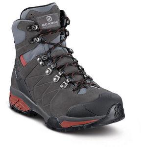 Scarpa ZG Trek GTX Schuhe Damen titanium/red ibiscus titanium/red ibiscus