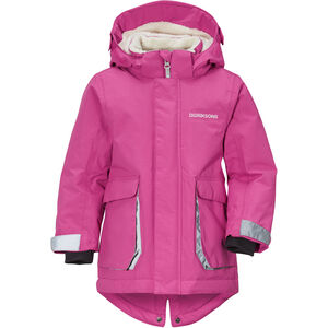 Didriksons 1913 Indre Parka Mädchen plastic pink plastic pink