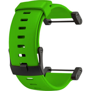Suunto Core Flat Silicone Strap crush green crush green
