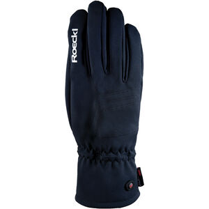 Roeckl Kuka Handschuhe schwarz schwarz