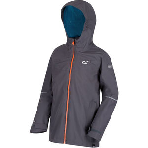 Regatta Hipoint IV Stretch Jacket Jungs seal grey seal grey