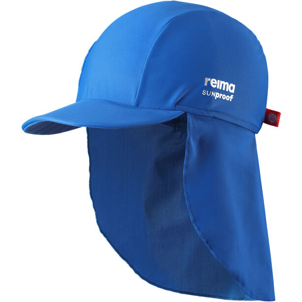 Reima Turtle Sunhat Kinder blue