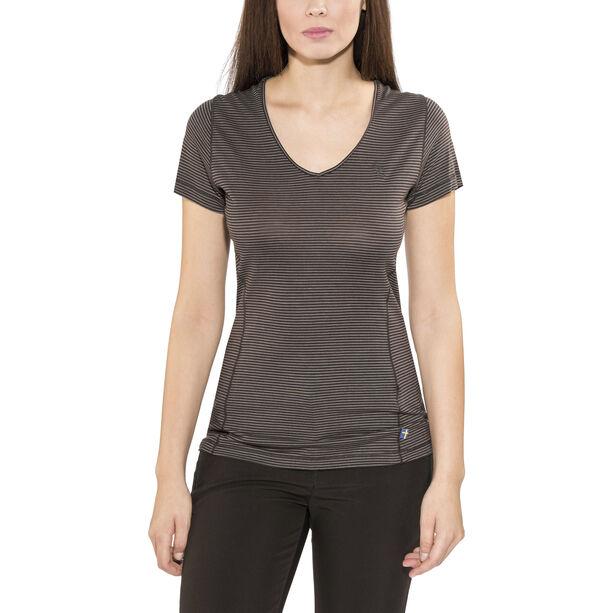 Fjällräven Abisko Cool T-Shirt Damen dark grey