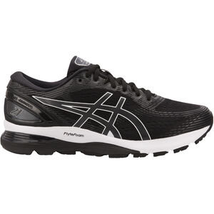 asics Gel-Nimbus 21 Shoes Herren black/dark grey