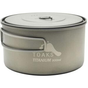 Toaks Titanium D130mm Pot 900ml