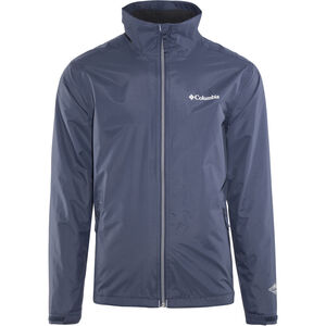 Columbia Bradley Peak Jacket Herren collegiate navy collegiate navy