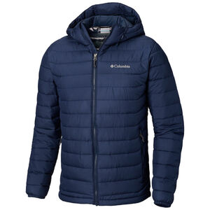 Columbia Powder Lite Hooded Jacket Herren collegiate navy collegiate navy