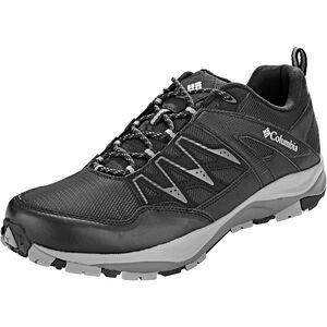 Columbia Wayfinder Outdry Shoes Herren black/lux black/lux