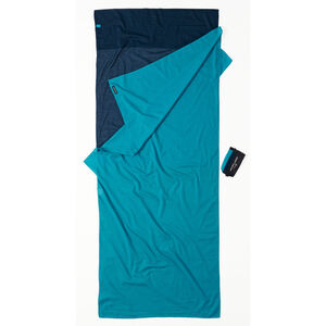 Cocoon TravelSheet Egyptian Cotton tuareg/laguna blue tuareg/laguna blue