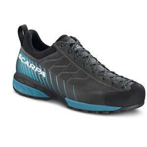 Scarpa Mescalito GTX Shoes Herren shark/lakeblue shark/lakeblue