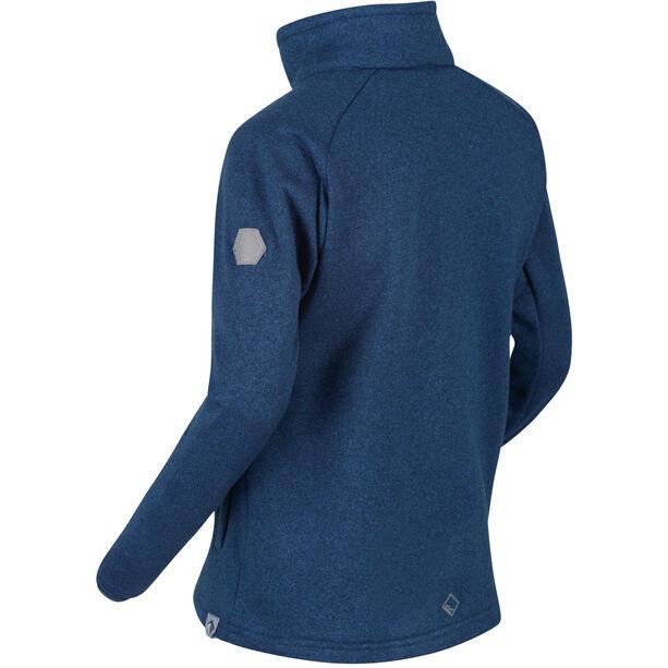 Regatta Avalon Soft Shell Jacke Kinder nautical blue