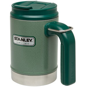 Stanley Vaccum Camp Mug 473ml green green