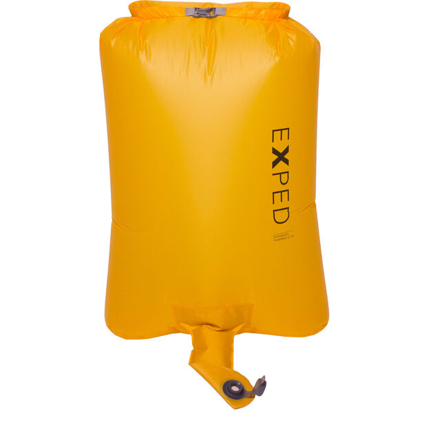 Exped Schnozzel UL Pumpsack L yellow