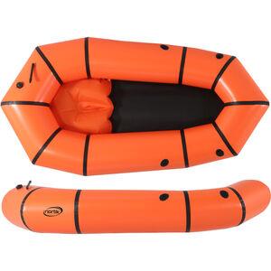 nortik Light-Raft Boot orange/schwarz orange/schwarz