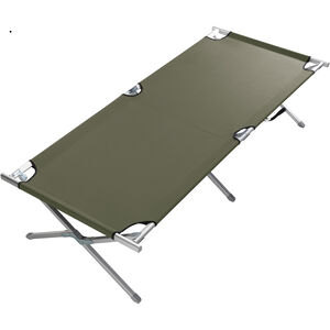 Grand Canyon Alu Camping Bed Extra Strong L olive olive