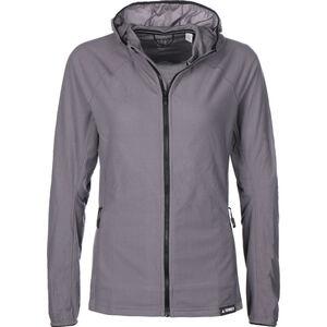 adidas TERREX Tracerocker Fleece Jacke Damen grey grey