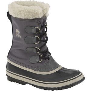 Sorel Winter Carnival Boots Damen pewter/black pewter/black