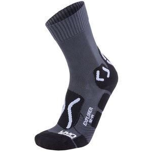 UYN Trekking Outdoor Expl**** Socks Herren anthracite/pearl grey anthracite/pearl grey