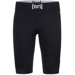 super.natural Active Short Tights Herren jet black jet black