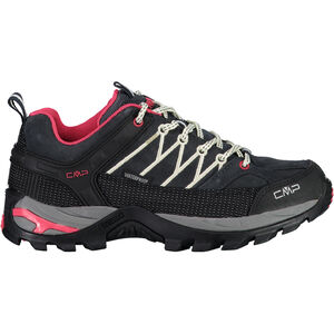 CMP Campagnolo Rigel Low WP Trekking Shoes Damen anthracite/off white anthracite/off white