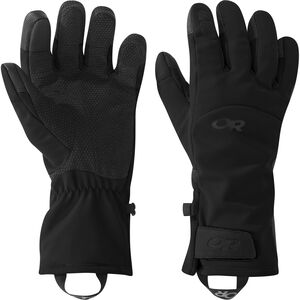 Outdoor Research Inception Aerogel Handschuhe black black