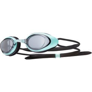 TYR Black Hawk Racing Goggles Damen smoke/mint/black smoke/mint/black