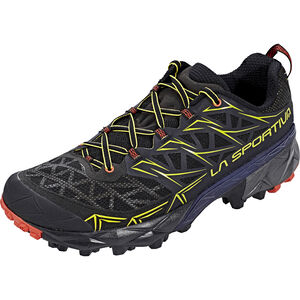 La Sportiva Akyra Running Shoes Herren black black