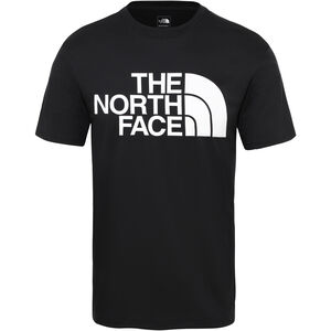 The North Face Flex 2 Big Logo Kurzarmshirt Herren tnf black/tnf white tnf black/tnf white