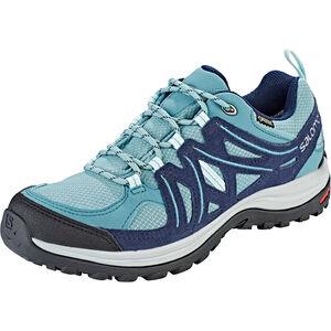 Salomon Ellipse 2 GTX Shoes Damen trellis/navy blazer/eggshell blue trellis/navy blazer/eggshell blue
