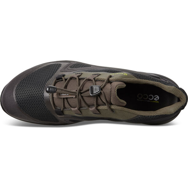 ECCO Biom Omniquest Schuhe Herren black/dark clay