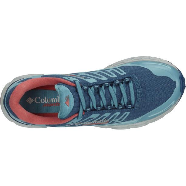 Columbia Bajada III Winter Shoes Damen phoenix blue/sunset red