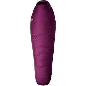 Mountain Hardwear Rook Sleeping Bag -1°C Regular Damen cosmos purple cosmos purple