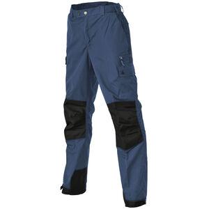 Pinewood Lappland Pants Kinder steel blue/black steel blue/black