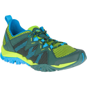Merrell Tetrex Rapid Crest Shoes Herren lime lime
